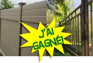 gagnez votre clôture - clôtures bonhomme